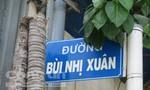 Đường này mang tên ai?