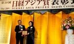 CEO Vinamilk nhận giải Nikkei Châu Á