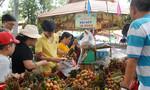 Đặc sản Nam bộ 'giá bèo' ở Lễ hội trái cây 2015