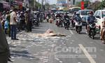 Băng qua đường đón người thân, nam thanh niên bị tông chết