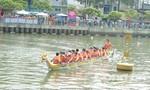 Đua thuyền trên kênh Nhiêu Lộc – Thị Nghè