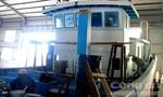 Tàu cá ra Trường Sa đầu tiên đóng từ vốn vay  Nghị định 67