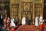 Nữ hoàng Anh tuyên bố đạo luật tổ chức trưng cầu dân ý Brexit 2015