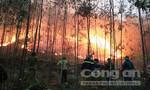 Phát lệnh di dân tránh… 'bão lửa'