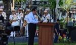 Phát biểu của đồng chí Lê Thanh Hải - UVBCT, Bí thư Thành uỷ tại lễ báo cáo hoàn thành cung thỉnh tượng Bác Hồ với thiếu nhi về nhà  thiếu nhi thành phố