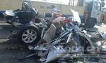 Hiện trường đụng xe kinh hoàng tại Thủ Đức, 5 người tử nạn