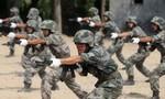 Trung Quốc tập trận rầm rộ sát biên giới Myanmar