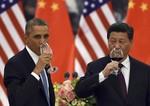 """Trung Quốc giục Mỹ ngưng kiểu """" ngoại giao bằng  micro """""""