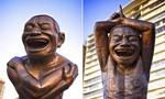 Những bức tượng cười ở Vancouver