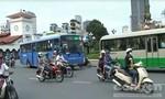 Clip tình hình giao thông vòng xoay Quách Thị Trang