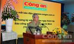 Bài phát biểu của đồng chi Giám đốc CATP  tại lễ ra mắt báo điện tử CATP