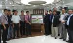 Đoàn báo chí Campuchia thăm Báo Công an TPHCM