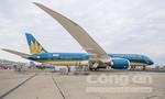 Màn trình diễn ngoạn mục của Boeing 787-9 tại Paris Ari show 2015