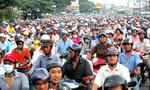 Người Sài Gòn phấn khởi trước thông tin 'thu phí xe máy bằng 0 đồng'