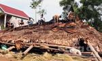 Liên tiếp xảy ra lốc xoáy, thêm 111 ngôi nhà bị hư hại