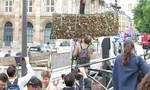 """Cầu của Nghệ thuật  ở Paris được """"giải thoát"""" khỏi tình yêu"""