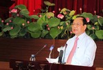 Toàn văn phát biểu của đồng chí Lê Thanh Hải - Bí thư Thành uỷ TPHCM tại  Hội thảo khoa học đồng chí Nguyễn Văn Linh với cách mạng miền Nam