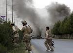 Taliban liều lĩnh tấn công tòa nhà Quốc hội Afghanistan