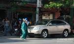 Điều tra vụ tạt axit hai người trong xe Lexus