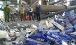 Bình Dương: Tiêu hủy hàng ngàn gói thuốc lá lậu