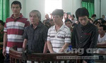 Qua Lào mua 40kg ma túy, hai bố con lãnh 34 năm tù