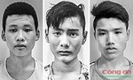 Băng cướp bịt mặt gây án hàng loạt đã bị bắt