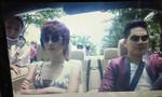 Diễn viên Kim Tuyến bị cướp giỏ xách khi đang quay phim