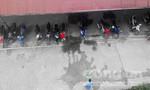 Một phụ nữ rơi từ tầng 6 bệnh viện xuống đất chết thảm