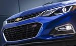 Chevrolet Cruze 2016: Diện mạo hoàn toàn mới