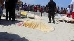 Thảm sát trên bãi biển ở Tunisia khiến 39 người thiệt mạng