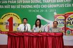 Đội bóng Hoàng Anh Gia Lai trở thành đại sứ thương hiệu cho GrowPlus