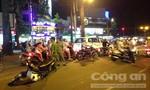 Tai nạn môtô phân khối, 2 người bị thương nặng