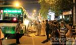 Nam thanh niên chết thảm dưới bánh xe buýt