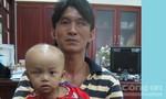Tám tháng tuổi bị ung thư mắt