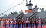 Quân chủng Hải quân có thêm 2 tàu tên lửa hiện đại do Việt Nam tự đóng
