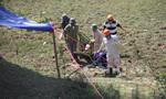 Phát hiện thi thể nam thanh niên với vết đâm bên bờ sông Lam