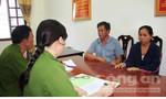 Công an vượt 800km sang đất Lào bắt 2 đối tượng buôn ma túy