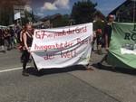 Hình ảnh cuộc biểu tình chống G7 (06-06-2015)
