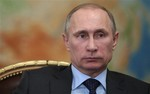 "Tổng thống Nga Putin: ""đừng sợ Nga"""