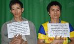 Bắt 2 đối tượng buôn bán ma túy có vũ khí