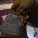 Trung Quốc dọn vệ sinh trên con tàu chìm