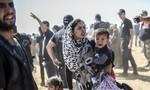 Cứ năm người Syria, có một người phải tị nạn