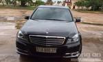 Bắt đối tượng trộm xe Mercedes C250