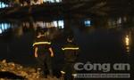 Đã tìm thấy thi thể nạn nhân bị truy sát rơi xuống sông chết đuối