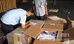 Lô tân dược hơn 2,7 tỉ đồng bị bắt giữ tại cửa khẩu Tân Sơn Nhất