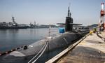 Tàu ngầm USS Michigan lớp Ohio của Mỹ xuất hiện tại Nhật