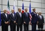 Iran và nhóm P5+1 đạt được thỏa thuận hạt nhân lịch sử