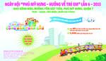 Ngày hội Phú Mỹ Hưng – Hướng về trẻ em lần 6-2015