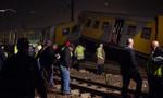 Hai đoàn tàu lửa đâm nhau, 326 hành khách bị thương