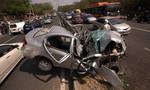 Ấn Độ: Số người chết vì tai nạn giao thông nhiều kinh hoàng